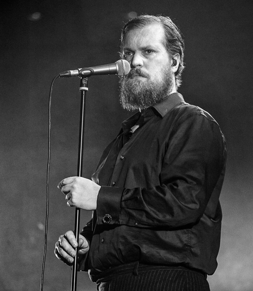 John Grant photographed by James Boyer Smith.